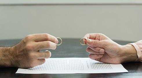 A guide to the divorce process