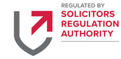 Solicitor regualtion logo
